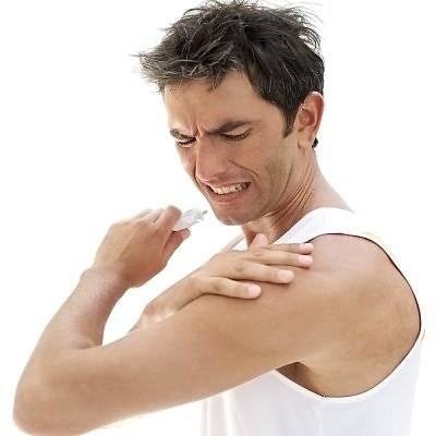 Рука болит из-за остеохондроза