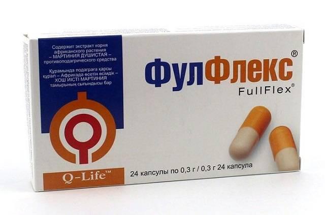 Натуральный состав препарата