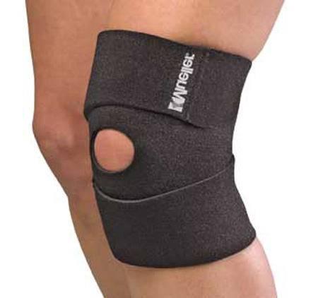 Tejpirovanie kolena