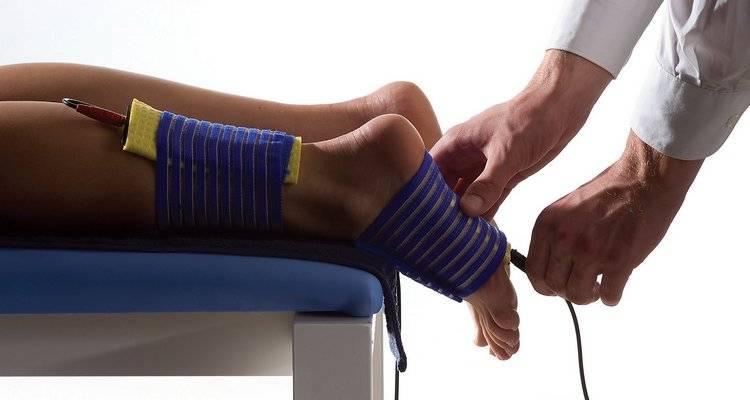Физиопроцедуры при ревматизме