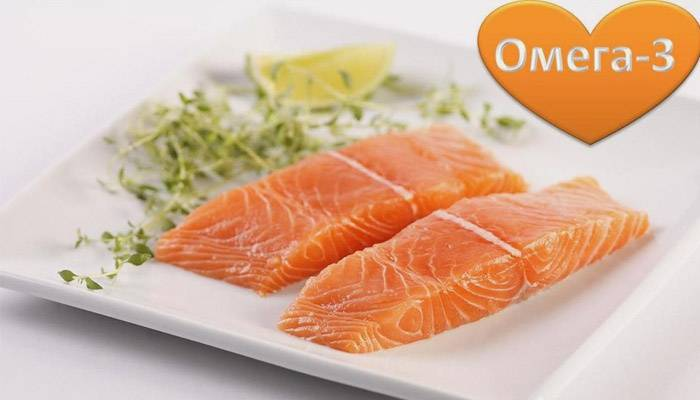 Рыба с содержанием омега-3 в питании для здоровья суставов