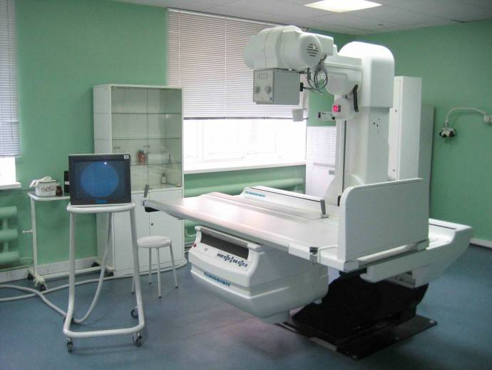 Современная аппаратура наносит минимальный вред пациенту