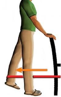 Подушка после операции на тазобедренном суставе — Суставы