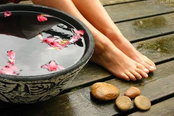 Ванночки для ног от шпоры