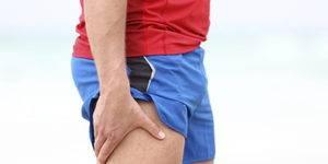 Боли в суставах - бедро и нога