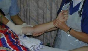 Вывих локтевого сустава у детей – симптомы, лечение, вправление вывиха