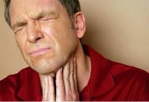 Воспаление челюсть