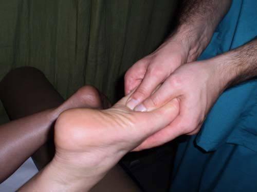 Лечение стопы