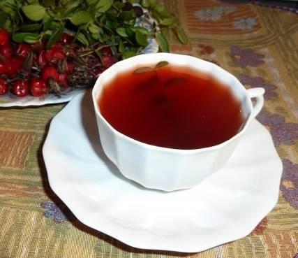 Брусничный чай при артрите