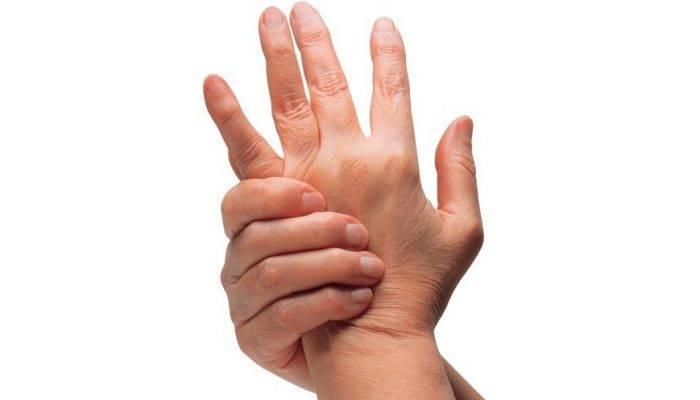 Вывих сустава пальца руки — Суставы