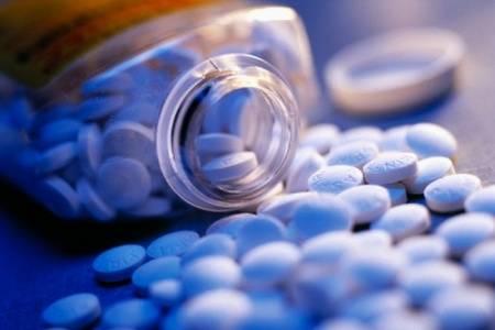 пузырек с таблетками