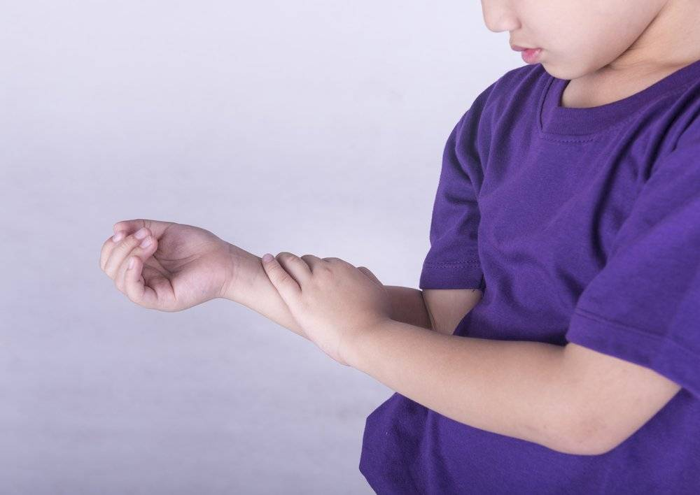 Ревматизм: симптомы у детей