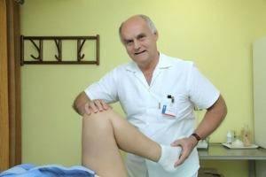 Сколько болит колено после эндопротезирования