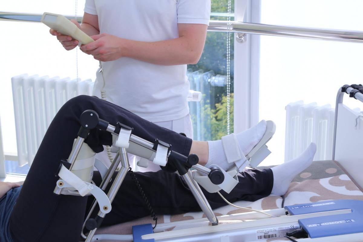 подбор эндопротеза коленного сустава