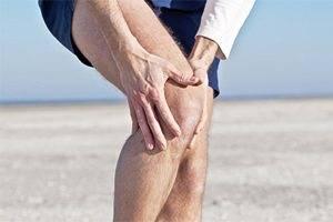 Симптомы воспаления суставов