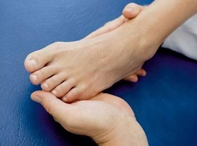 Артроз голеностопного сустава, симптомы и лечение