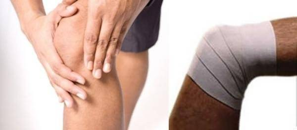 доа коленного сустава 1 степени