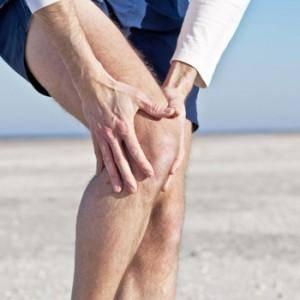 Доа левого коленного сустава — Суставы