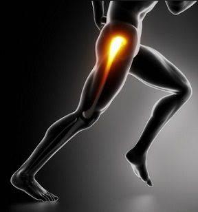 Пораженный воспалением сустав очень болит
