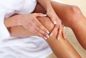 колено боль артроз