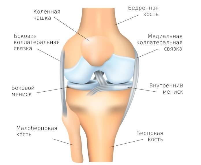 вывих эндопротеза коленного сустава