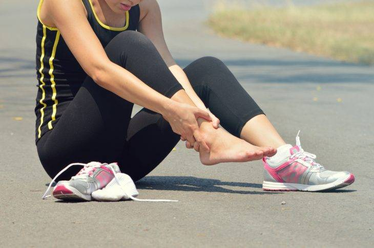 Растяжение голеностопа – симптомы, лечение растяжение связок голеностопного сустава