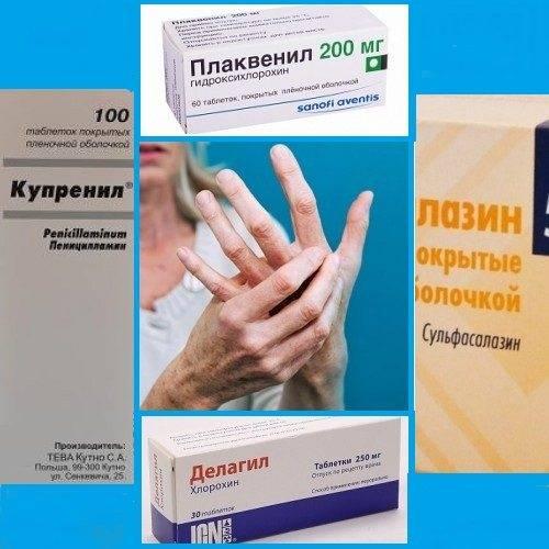 Препараты базисной терапии