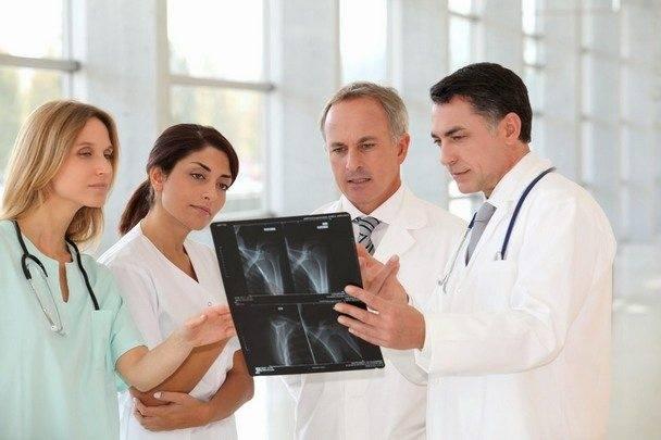Квалифицированные врачи