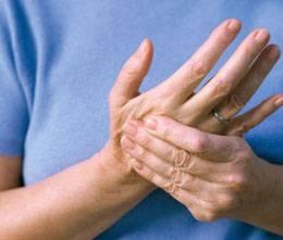 Сильные боли в кистях рук
