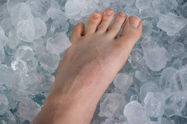 Холодные компрессы при артрите