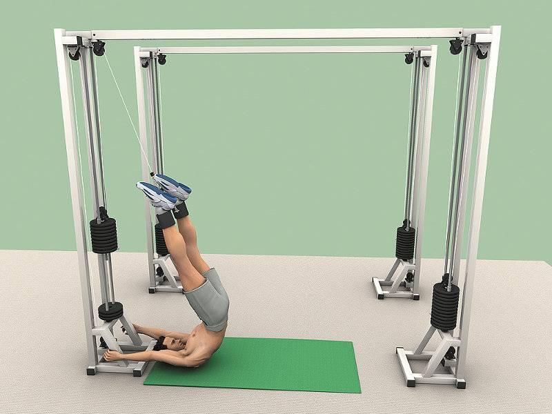 тренажер эндопротезирование тазобедренного сустава