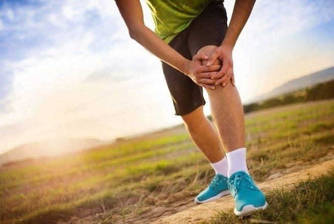 Боли в колене при разрыве мениска