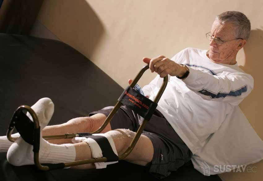 Реабилитация после операции эндопротезирования коленного сустава: периоды восстановления 15-4
