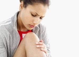 Тянущая боль в коленном суставе