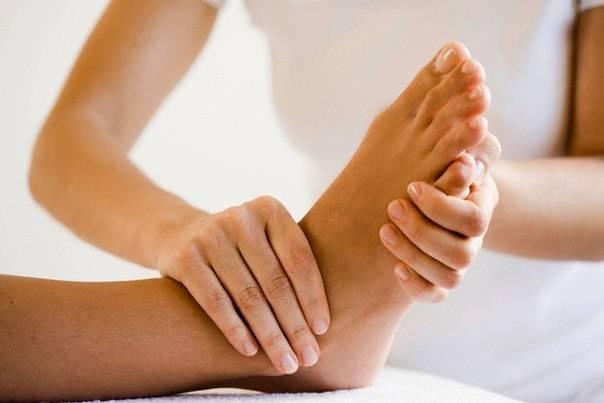 массаж стоп при артрозе