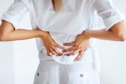 Боль в поясничном отделе при остеохондрозе