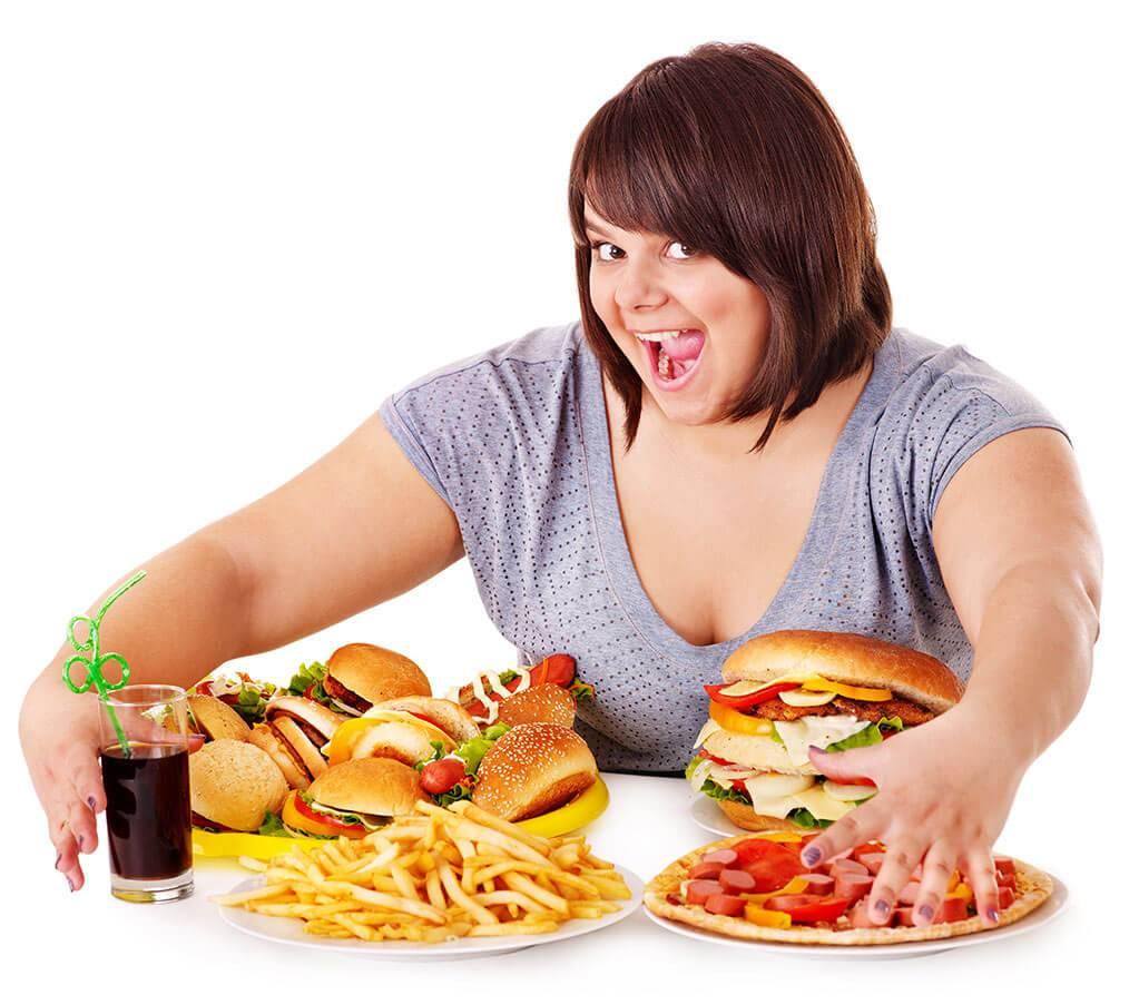 Неправильное питание приводит к подагре