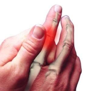 боль в суставах в пальцах обеих рук