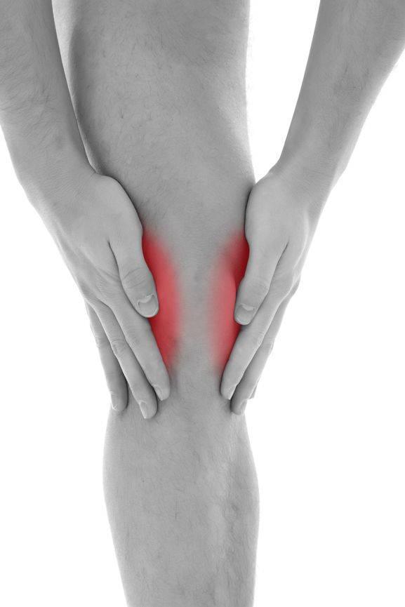 Травму колена следует лечить своевременно