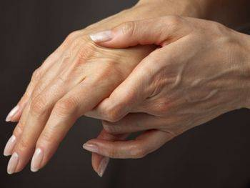 Симптомы артралгии кистей рук