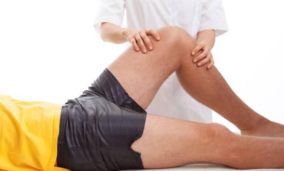 лечение болей в коленном суставе при хотьбе
