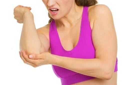 причины гнойного бурсита локтевого сустава