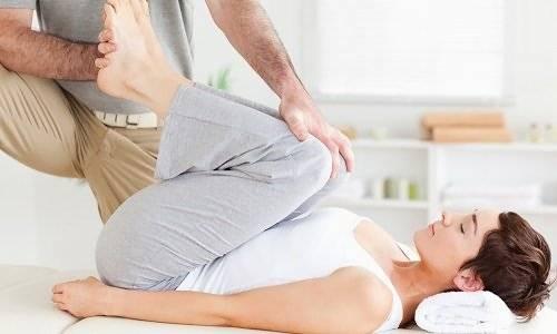 Лечебная гимнастика при болезни костей и суставов